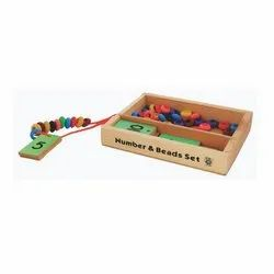 L-40 Numbers & Beads Set