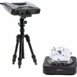3D White Light Scanning Service(3D Scanning Service), Model Name/number: Einscan Pro 2x Plus