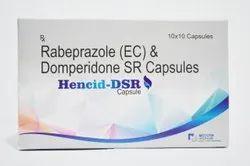 Rabeprazole 20 Domperidone 30 Sr Cap ( Hencid DSR Capsule)