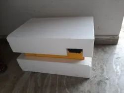 Thermocol Electrical Component Packaging Box
