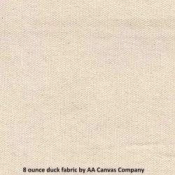 8 Ounce Duck Fabric