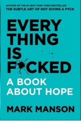 Everything Is Fucked Novel Book