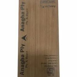 Anagha Ply Brown 12 mm Plywood Boards, Grade: 710, Size: 78x36 Inch