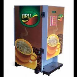 Coffee Vending Machine 4 Options Bru
