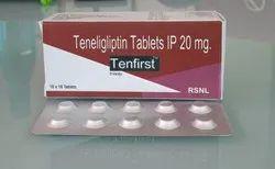 Teneligliptin 20 Mg Tablets