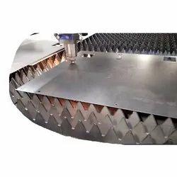 Steel Plasma Cutting Service
