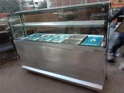 Bain Marie Display Counter