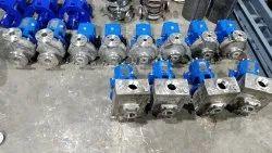 Semi Open Impeller SS Centrifugal Pump