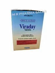 Cipla Viraday Tablets