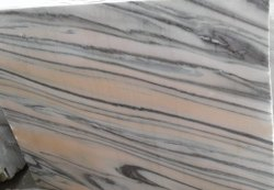 Slab Marble Multi-pink, For Interior, Thickness: 15mm