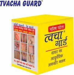 Eczema Treatment Dhadhar Malam, Model Name/Number: Cream Tvacha Guard, Packaging Size: 25 Ml