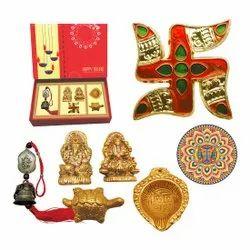 Diwali Pooja Samagri All In One Box