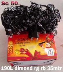230L LED Decorative String Light 45Mtr