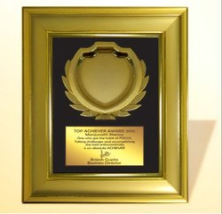 FP 10696 Golden Award Memento