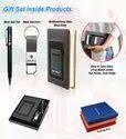 3 Pcs Gift Set (Pen,Keychain & Diary) H-908