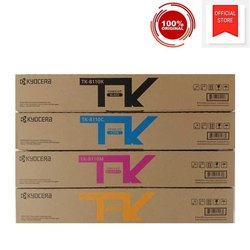 Genuine Kyocera TK-8110 CMYK Toner Cartridge Set