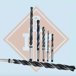 16 Mm Carbide IT HSS Drill Bits