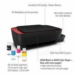 Colored HP Ink Tank 316 AiO Printer
