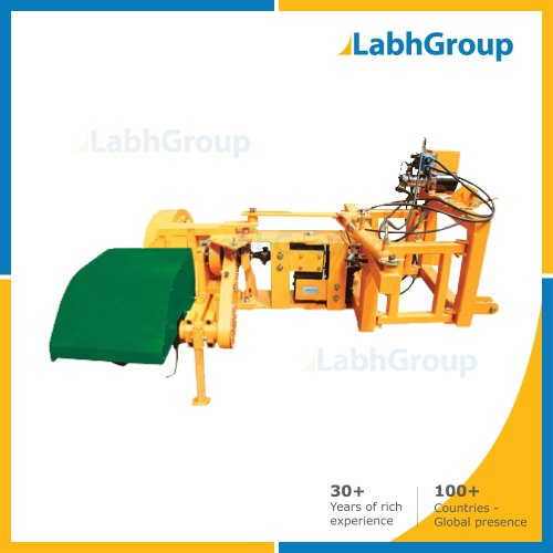 Ridge Plastering Machine For Farming