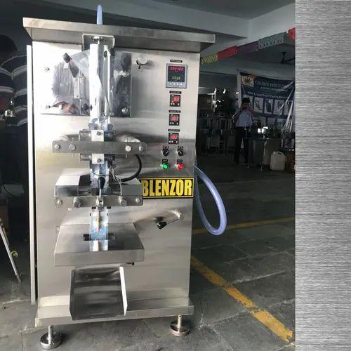 Sachet Liquor Packing Machinery