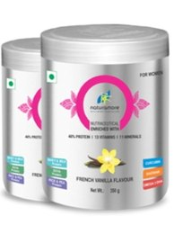 Naturamore Food Supplement Power, 350 Gm, Prescription