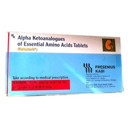 Ketosteril Alpha Ketoanalogues Amino Acid Tablet, For Hospital, Packaging Type: Box