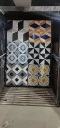 Moroccan floor and wall tiles