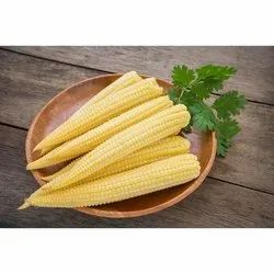 A Grade Yellow Fresh Baby Corn, Packaging Type: Plastic Bag, Packaging Size: 5 Kg