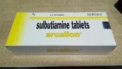 Sulbutiamine 200 Mg ( Arcalion Tab )