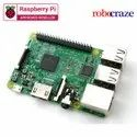 Raspberry Pi 3 Model B Board With Onboard WiFi And Bluetooth - Robocraze