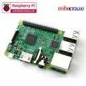 Raspberry Pi 3 Model B Board With Onboard WiFi And Bluetooth - Robocraze