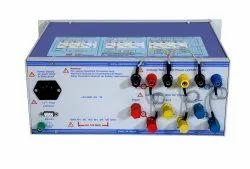 Power Analyzer With RS-232