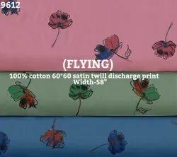 Cotton Satin Turkish Shirting Fabric