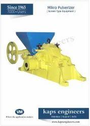 Pulveriser Equipments