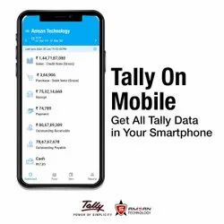 Online/Cloud-Based Tally On Mobile, For Windows, Free Demo/Trial Available