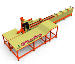 Aluminum Window Making Machine