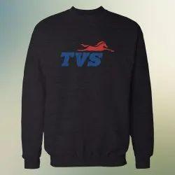 Men hosiery Embroidered Sweatshirt