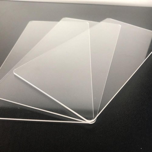 Transparent Rectangular Acrylic Sheet, Thickness: 5 mm, Size: 4 X 3 Feet,  Rs 28 /mm/sqft   ID: 2702044730