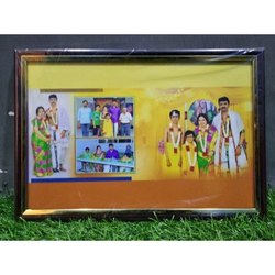 Family Wooden Photo Frame, For Gift, Size: 12*10 Inch