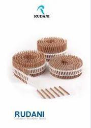 压缩山毛榉木Rudani木制钉子(钉子从38毫米英寸),包装类型:盒子
