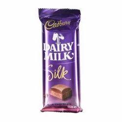 Rectangular Cadbury Dairy Milk Chocolate