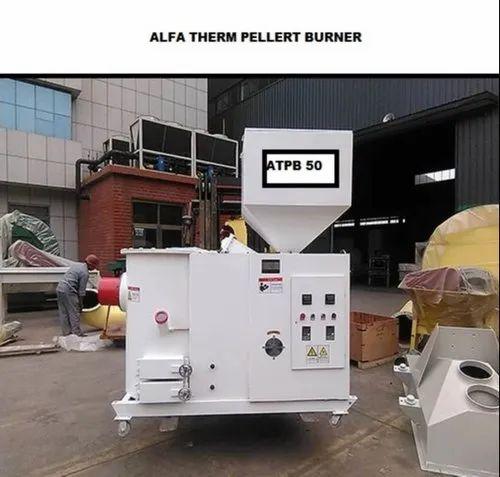 Pellet Burner