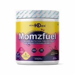 HealthOxideMomzfuel(200g, Chocolate Flavor)