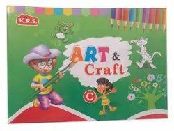 Art And Craft C Book