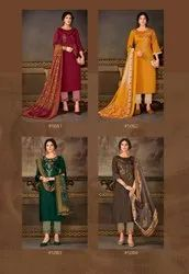 LILY AND LALY  MADHUBALA SUITS