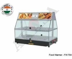 Akasa Indian Electric Food Warmer Hot Case with Both Side Door - 70ltr