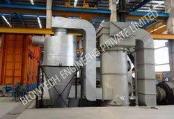 Mild Steel Fume Scrubber