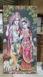 Radha Krishnan Mural Tiles