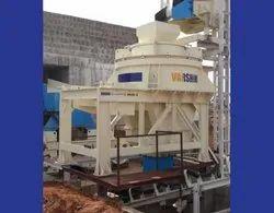 200 TPH Vertical Shaft Impact Sand Crusher