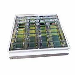 Rectangular 18W Fourceling LED Light Fitting, For Office